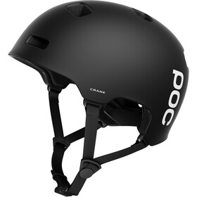 POC Crane Casco, matt black